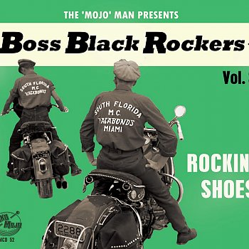 Boss Black Rockers Vol.3 - Rockin' Shoes