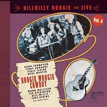 Hillbilly Boogie And Jive - Boogie Woogie Cowboy