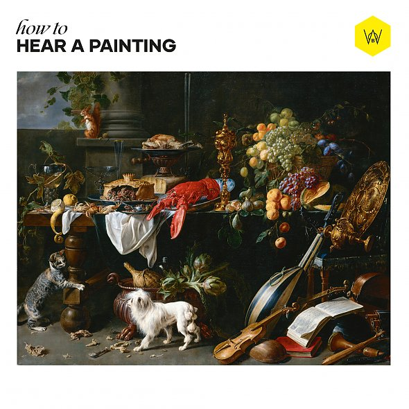How To Hear A Painting
